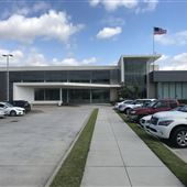 Baton Rouge EMS Headquarters Building